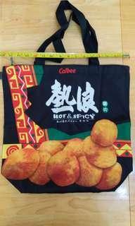 熱浪薯片環保袋