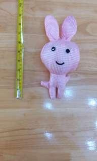 公仔兔環保袋