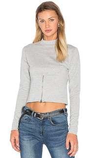 Brand new authentic Cheap Monday top sweat 短款 女裝上衣