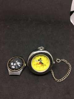 Mickey Mouse collection watch