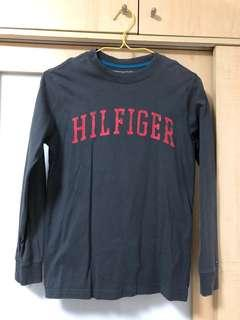 Tommy Hilfiger long sleeves and polo tshirt