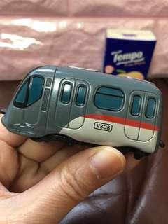 (包本地平郵)港鐵列車玩具(二手)