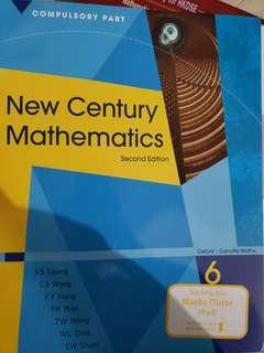 New Century Mathematics 6