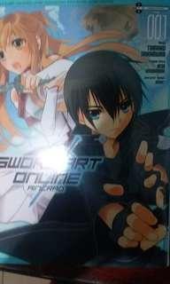 Sword Art Online:Aincrad manga