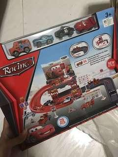 Instock McQueen Car toy tower