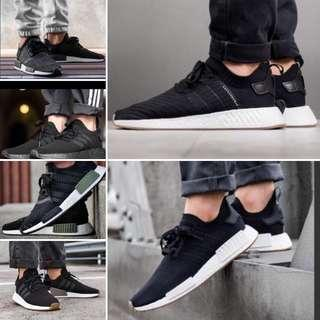 hot sales 55b68 4fa74 nmd r1 black core  Mens Fashion  Carousell Singapore