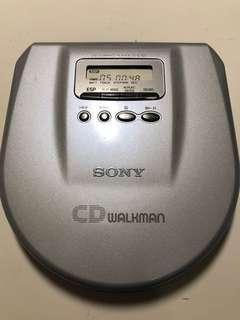 Sony CD Walkman D-E707 (D-777 optical pick up)