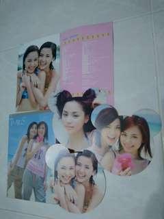 Twins Music Video CD歌迷收藏版