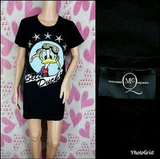 ALEXANDER MCQUEEN T-Shirt Dress