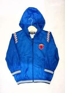Blue jacket #cny2019