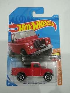 Hotwheels Land Rover
