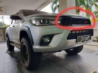 Toyota Hilux Revo Original TRD Grill