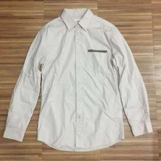 Bench - Long Sleeve Polo (Light Brown)