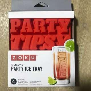 ZOKU Silicone Party Ice Tray