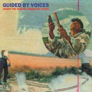 🚚 guided by voices - under the bushes under the stars Lp original