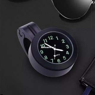 摩托車改裝車把時鐘錶