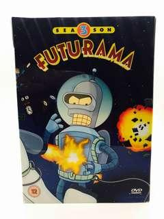 TV SERIES: Futurama (Season 3)