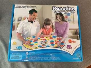 考反應幼兒broad game