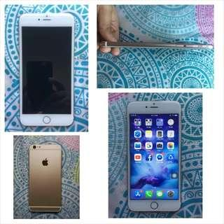 IPHONE 6 PLUS 16GB WITH NTC APPROVAL MURA LANG PM NA NEG PA