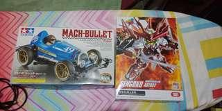 Gundam, Tamiya