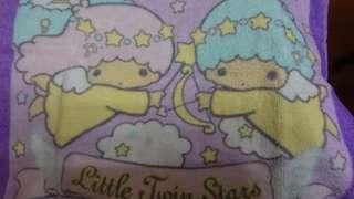 Sanrio Little Twin Stars 同 My Melody 毛巾 34 cm x 35 cm