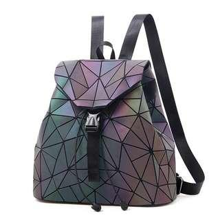 118d325501 🌈Issey Miyake design backpack