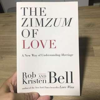 The Zimzum of LOVE book