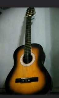Classic guitar 結手 初學 靚仔