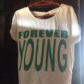 Forever young top