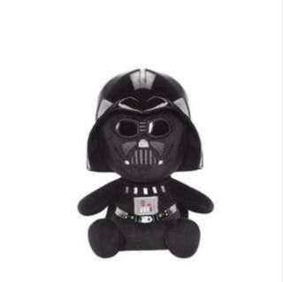 BNIB Changi Airport Star Wars Darth Vader Plushie