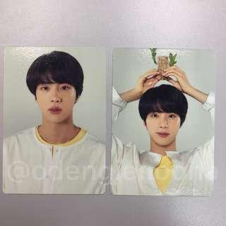 Official BTS Love Yourself Tour Mini PC: Jin