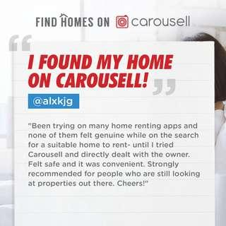 @alxkjg found his dream home on Carousell