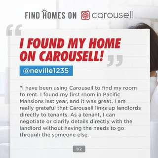 @neville1235 found his dream home on Carousell
