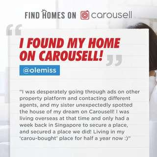 @olemiss found her dream home on Carousell
