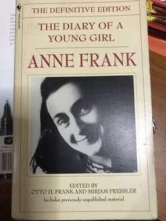 Anne Frank - The Diary of A Young Girl (uncensored version)