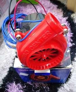 Turbo blow of valve