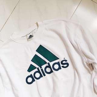 Authentic Adidas Originals Vintage Oversized Pullover