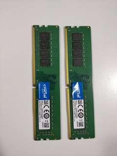 Crucial 16GB DDR4 Ram