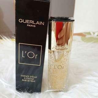 Dijual dijamin original 10000% Guerlain Lor Primer Full Size (harga counter 1 juta) dijual hanya 800rb