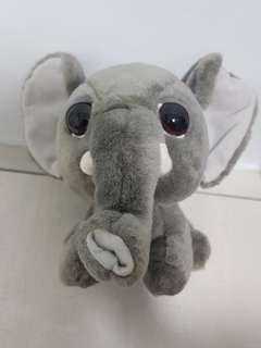 Soft Toys - Elephant / Hippo