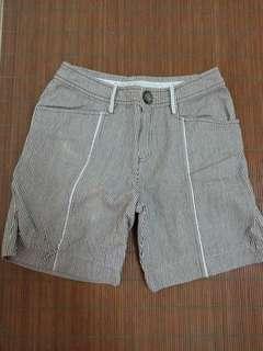條紋短褲(可換物)
