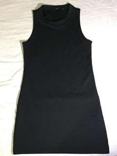 Sm woman body fit long dress