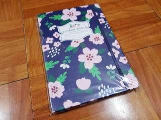 Floral Lined Notebook Journal