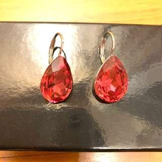 Inspired red ruby