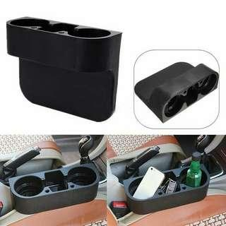 Car Drink Holder/ tempat minum,koin,hp,dompet dimobil