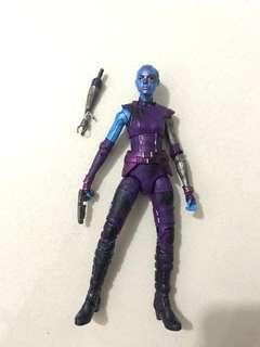 Marvel legends nebula