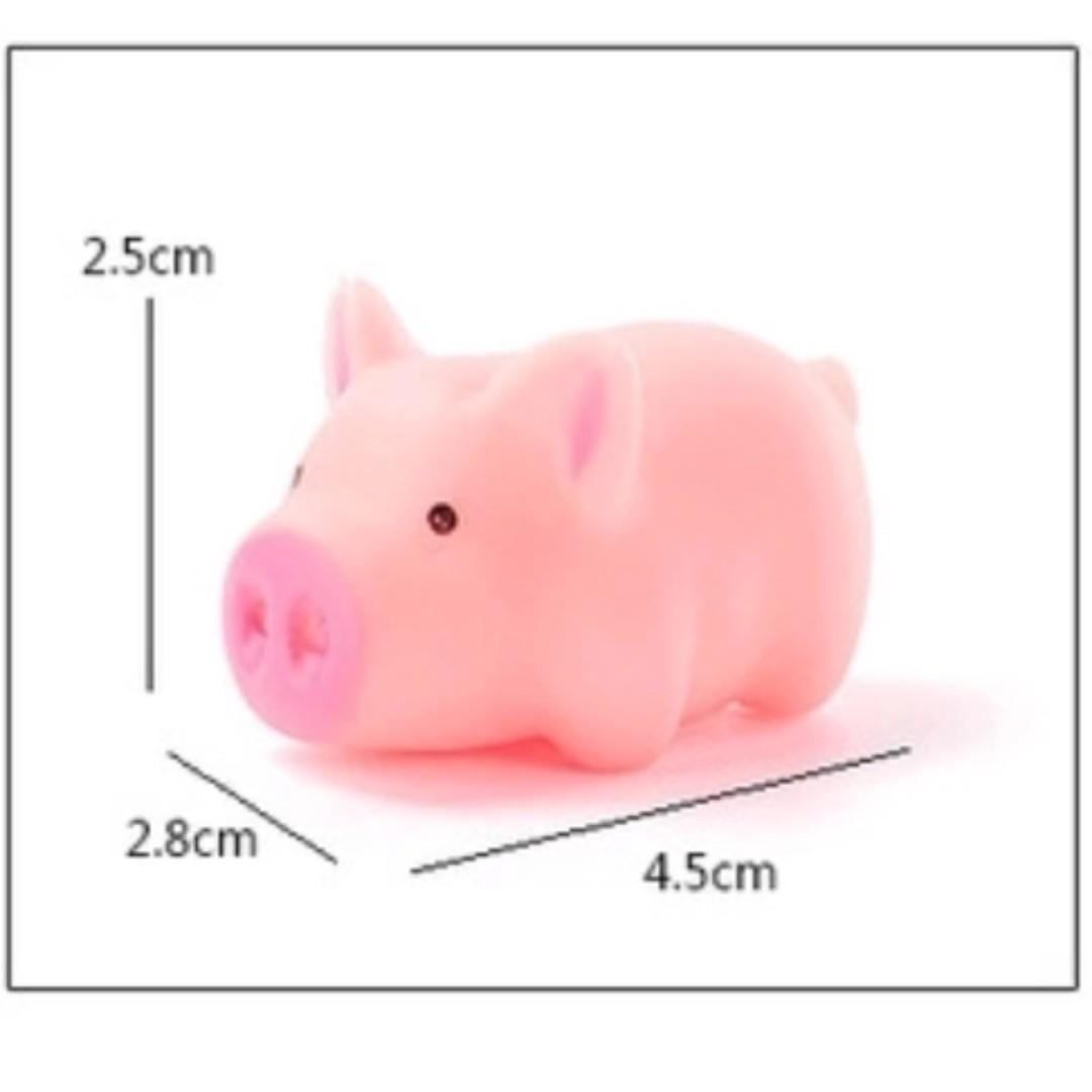 豬年裝飾 pig decoration accessories X 1隻