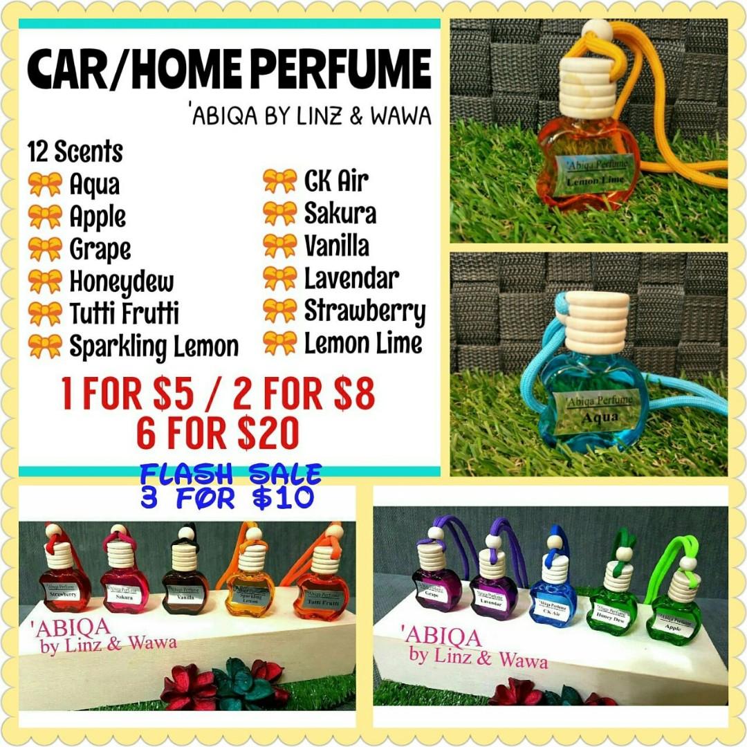 Abiqa Carperfume By Linz Wawa 9ml Health Beauty Perfumes