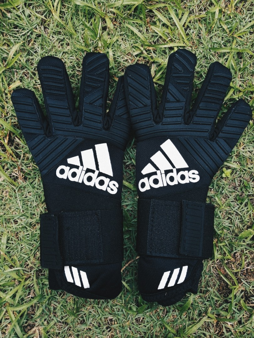 new style 89981 3fdc8 Adidas Ace Trans Pro Magnetic Storm Goalkeeper Gloves