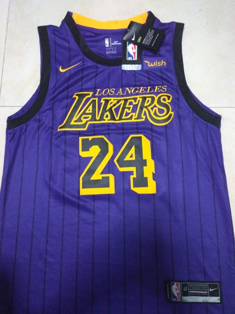 lowest price 632f0 1a4a2 Basketball Jersey - Nba Jersey - Lakers - Kobe Bryant ...